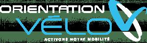 Logo-Orientation-Velo blanc activons notre mobilité